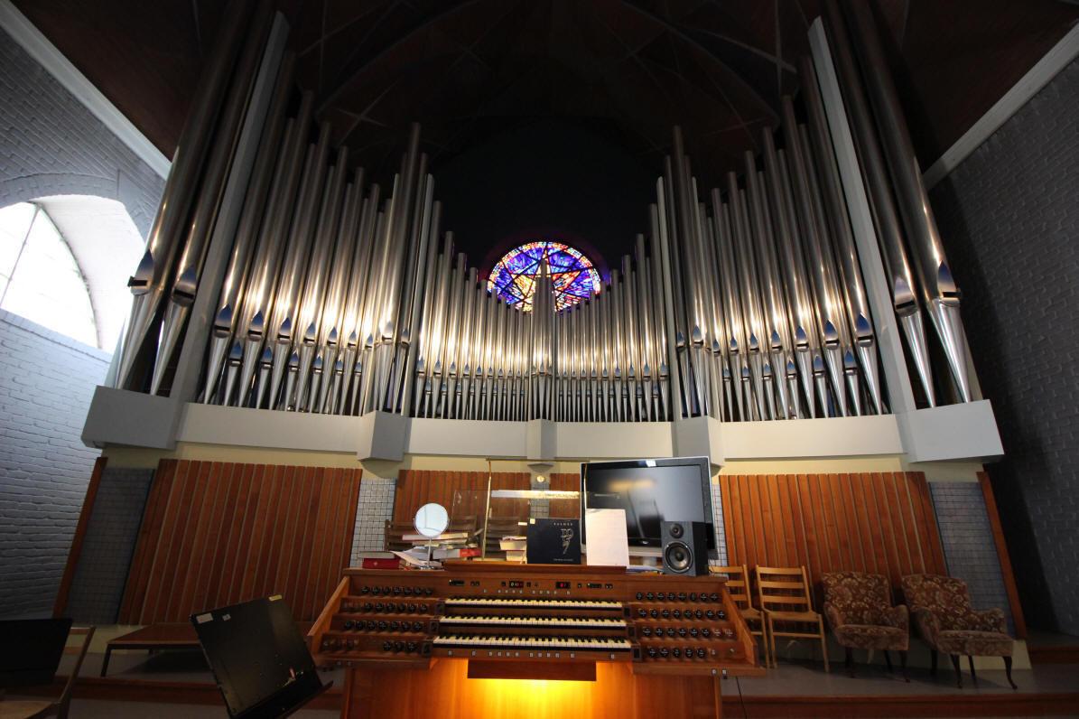lær å spille orgel